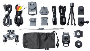 Видеорегистратор и экшн камера ION AIR PRO Wi-Fi