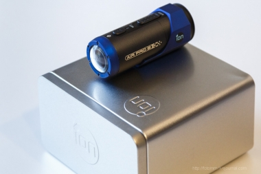 Видеорегистратор и экшн камера ION AIR PRO 2 Wi-Fi