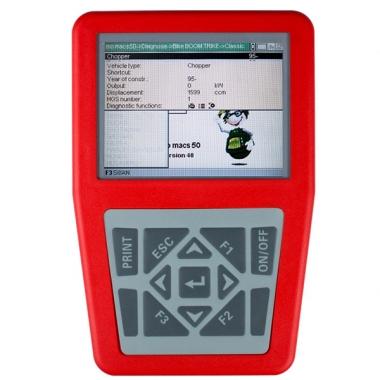 iQ4bike Precise diagnostics for motorcycles - универсальный мотосканер