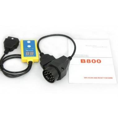 BMW B800 Сброс SRS / Airbag