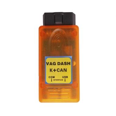 VAG DASH COM K-CAN V5.17 - универсальный адаптер для работы с приборной панелью