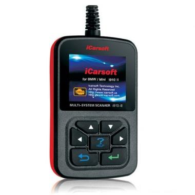 iCarsoft Scanner i910-II Oil Reset – диагностический сканер для автомобилей BMW