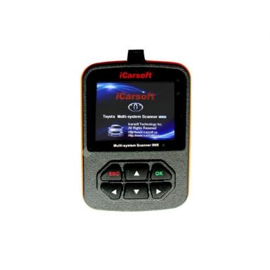 iCarsoft Scanner i905 – универсальный сканер для диагностики автомобилей Toyota