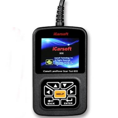 iCarsoft i930 - профессиональные автосканер для Land Rover