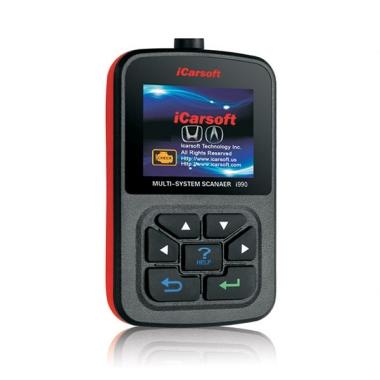 iCarsoft Scanner i990 – диагностический сканер для автомобилей Honda и Acura