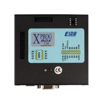 XPROG-box 5.50 - профессиональный универсальный программатор