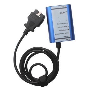 Super Volvo Dice Pro+ - диагностический сканер для автомобилей Volvo