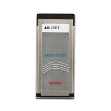 Nissan Consult-3 Immo сard – карта доступа к работе с иммобилайзером