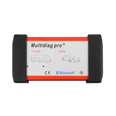 Multidiag Pro+ for Cars / Trucks – универсальный диагностический сканер