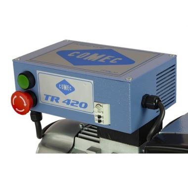 TR420 - Станок для проточки тормозных дисков легковых автомобилей без снятия