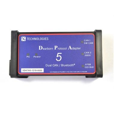 DPA5 Truck Diagnostic Adapter – диагностический сканер для грузовой техники
