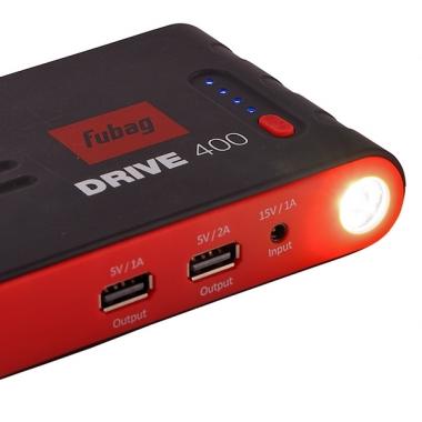 Fubag Drive 400 - пусковое устройство