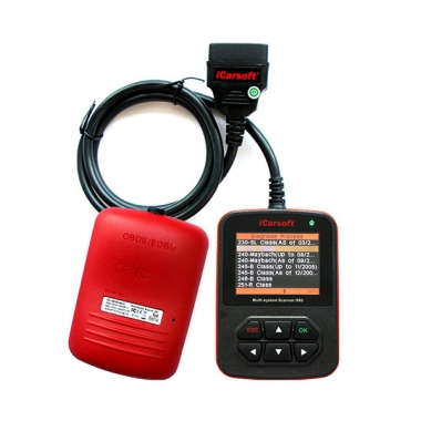 iCarsoft Scanner i980 – диагностический сканер для автомобилей Mercedes