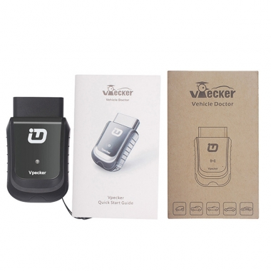 Vpecker – мультимарочный диагностический сканер
