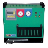 AC901 - Портативная установка для заправки кондиционеров R134а