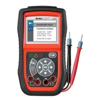 Автомобильный сканер Autel Autolink AL539 с мультитестером