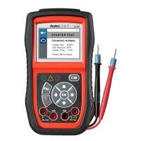 Автомобильный сканер Autel Autolink AL539 с мультитестером