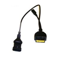 Переходник LANDI RENZO AND ROMANO LPG systems 4 pin для Texa Navigator