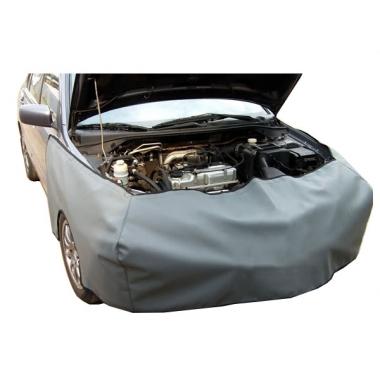 Фронтальная магнитная накидка на автомобиль