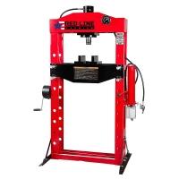 RHP50A - Пресс 50 т. с ручным и пневматическим приводом