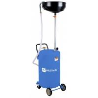 SOD70PRO - Установка для слива масла/антифриза с круглой подъемной ванной, мобильная