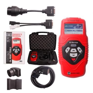 Oil Service and Airbag reset Tool OT900 - прибор для сброса индикатора масла и блока SRS