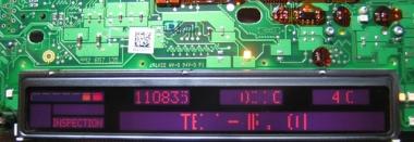 Шлейф приборной панели BMW E39 E38 E53