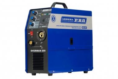 OVERMAN 200 MIG/MAG AURORA 13709 - Сварочный полуавтомат инверторный