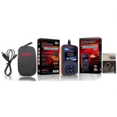iCarsoft i960 для Porsche - профессиональный диагностический автосканер