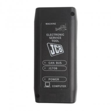 JCB Diagnostic Kit - дилерский сканер для техники JCB