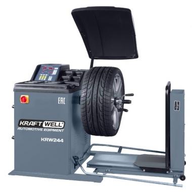 KRW244 - Балансировочный станок для колес грузовых автомобилей