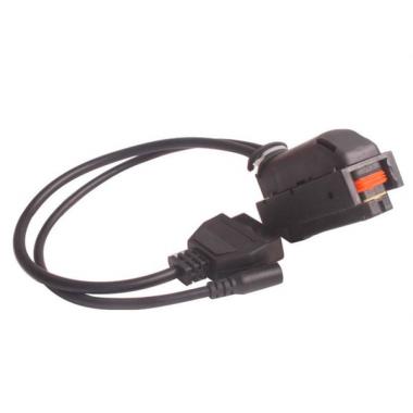 81PIN ECU / OBD F + DC - кабель для диагностики ЭБУ