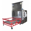 АМ1400 - промышленная установка для мойки деталей