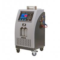 GrunBaum AC7500S SMART FLUSHING - Установка для заправки автокондиционеров автоматическая, R134