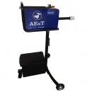 AM-8700M - Станок для проточки тормозных дисков без снятия
