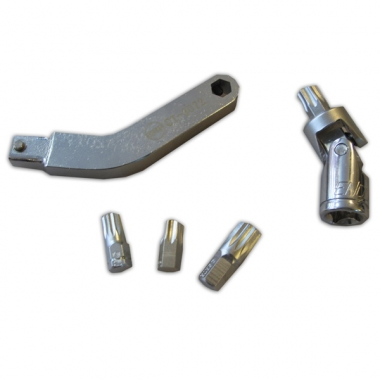 CT-3072 - Набор приспособлений для регулировки дверей VAG