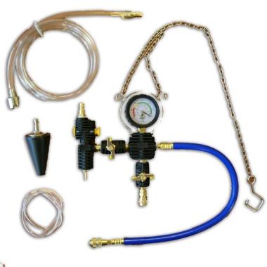 CT-1010 - Вакуумное устройство для заправки охлаждающей жидкости