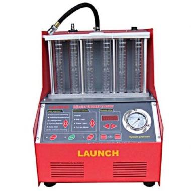 LAUNCH CNC 602 - стенд для тестирования и очистки форсунок