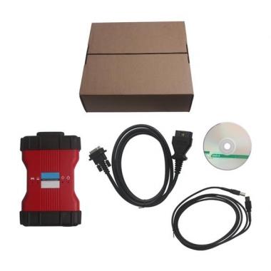Mazda VCM II - профессиональный автосканер для Mazda