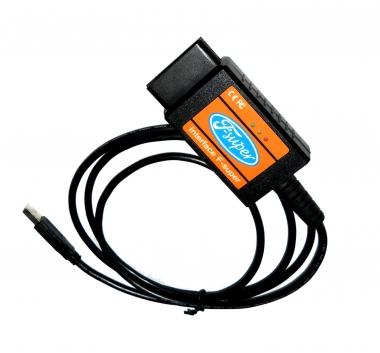 Ford Scanner - адаптер для диагностики Ford