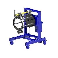 ODA-H2018 - Станок для обточки тормозных накладок на ступице