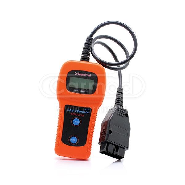 Автосканер U281 CAN VW/AUDI