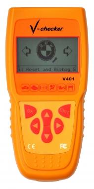 V-Checker V401 - диагностический автосканер