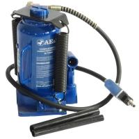 T21020 - Домкрат бутылочный пневмогидравлический г/п 20 т.
