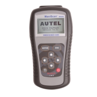 Мультимарочный автосканер Autel MaxiScan MS609