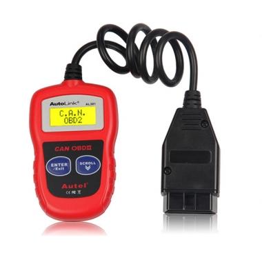 Autel Autolink AL301 - мультимарочный сканер