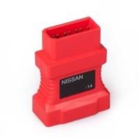 Переходник Nissan 14 pin для Autel MaxiDAS