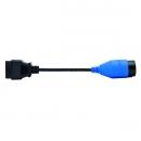 Переходник Autocom Iveco 38 pin