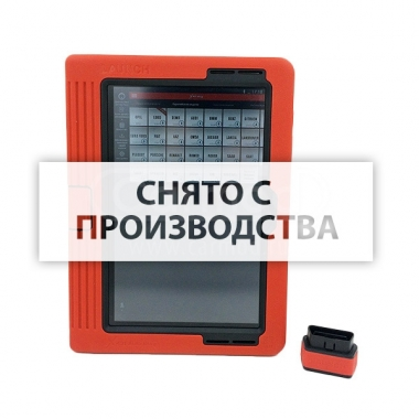 Launch AutoDiag x431 (iDiag) и планшет Samsung Galaxy Tab 2