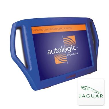 Autologic - профессиональный сканер для автомобилей Jaguar